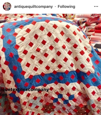 North Country Patchwork Quilt_1