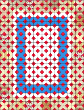 North Country Patchwork Quilt_B
