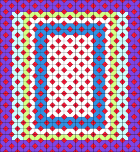 North Country Patchwork Quilt_D