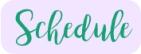 Schedule Label