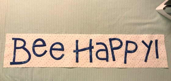 Bee Happy Words