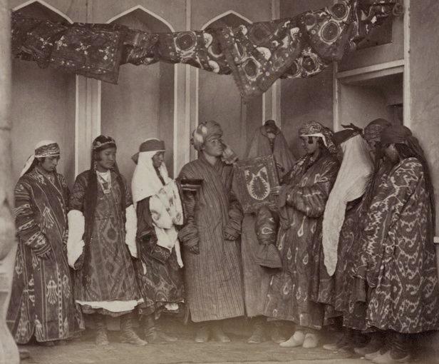 Ikat_5 Tajik Wedding Ritual