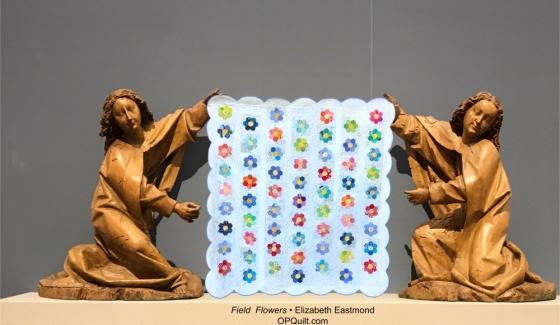 Renaissance Figures Holding Ladybird