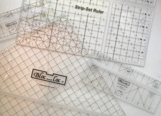 BlocLoc Rulers