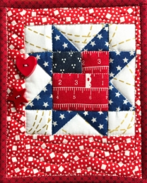 Teeny Tiny Flag Quilt_1