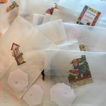 Wax Paper Bags