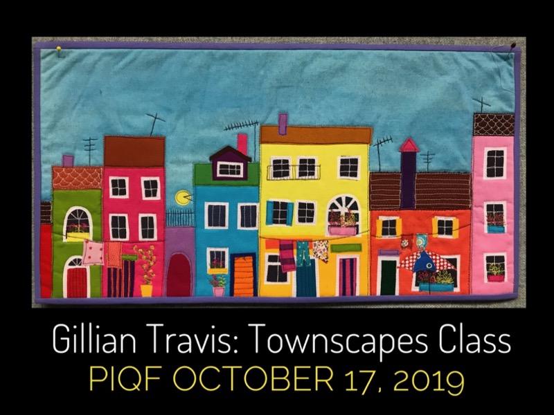 GillianTravisTownscapes