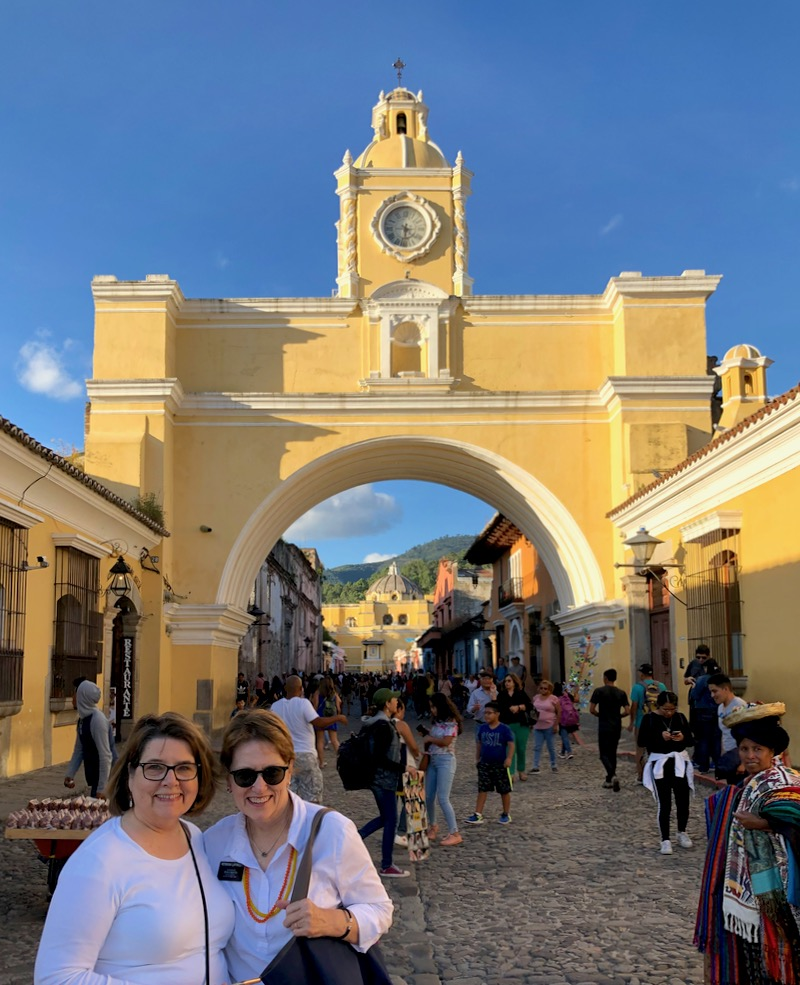 Antigua Arch