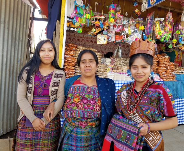 Guatemalan Queen