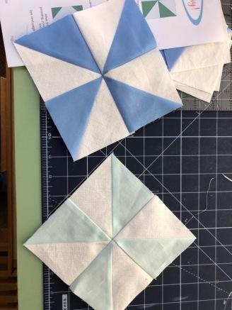 Pinwheels from Hayley
