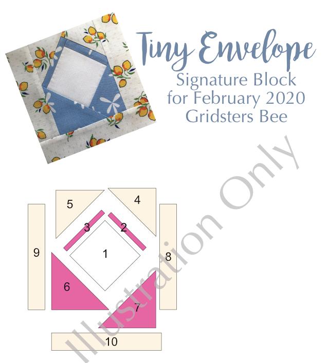 Tiny Envelope Illustration