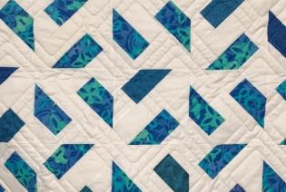 Azulejos Quilt_5 detail