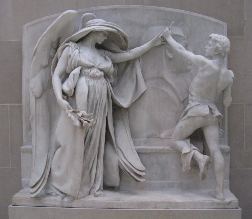 Angel Death_Sculptor