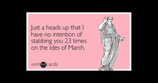Ides of March