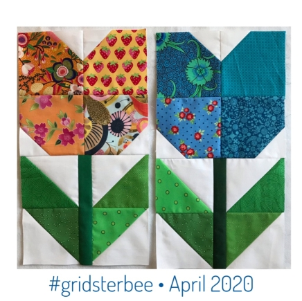 Gridster Bee April 2020