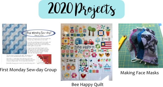2020 Projects Header