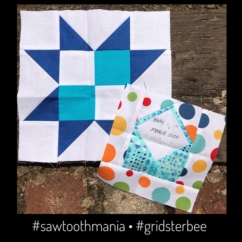 Bee Block Sawtoothmania Bette