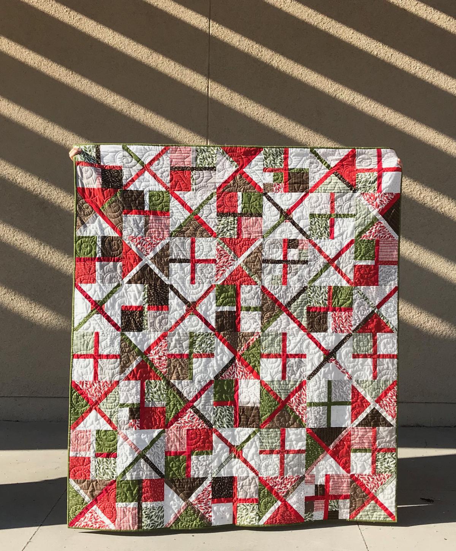 Criss-Cross Quilt3