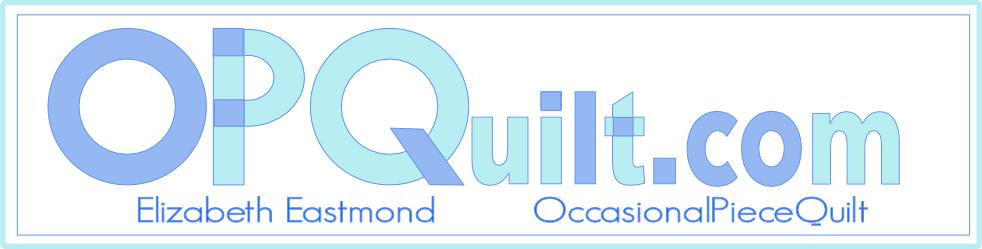 OccasionalPiece–Quilt!